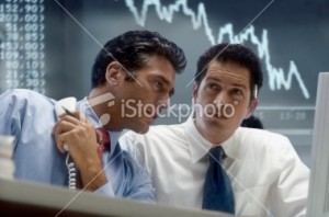 stock-photo-8278406-two-businessman-discussing-finance-and-stock-market
